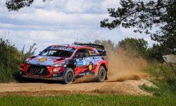 WRC Autoralli MM Rally Estonia 2021 ajakava ja otseülekanded