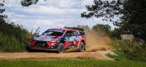 WRC Rally Estonia 2021 ajakava ja otseülekanded Eestis