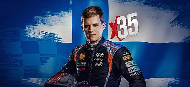 Betsafe - Soome Ralli 2021 Ott Tänaku superkoefitsient