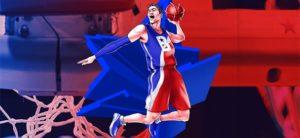 Olybet - NBA merchi loos