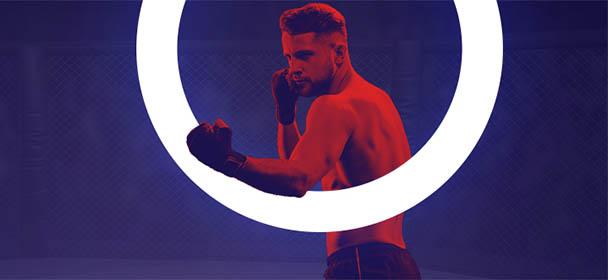 Optibet - UFC 266 superpakkumine