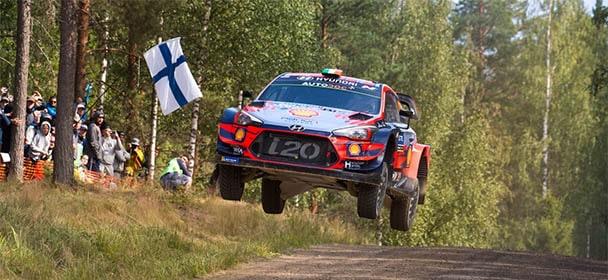 Soome ralli 2021 ajakava ja otseülekanded Eestis
