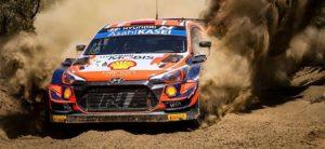 WRC Kreeka ralli 2021 ajakava ja otseülekanded Eestis