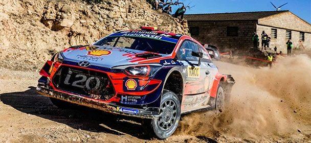 WRC Kataloonia Ralli 2021 ajakava ja otseülekanded